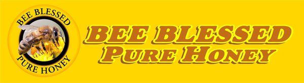 Bee Blessed Pure Honey